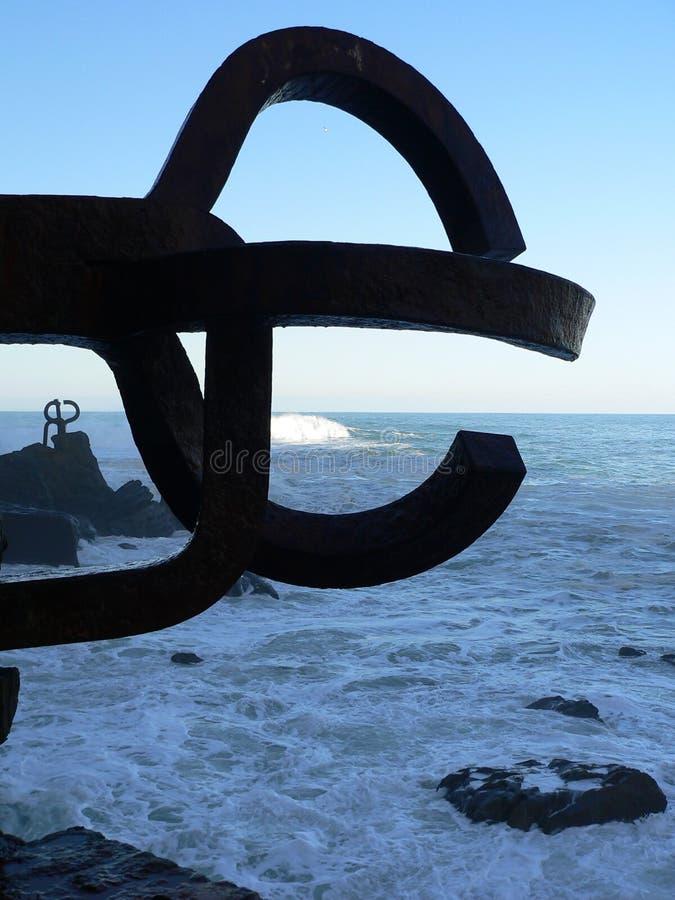 Peine de los Vientos, Donostia ( Basque Country )