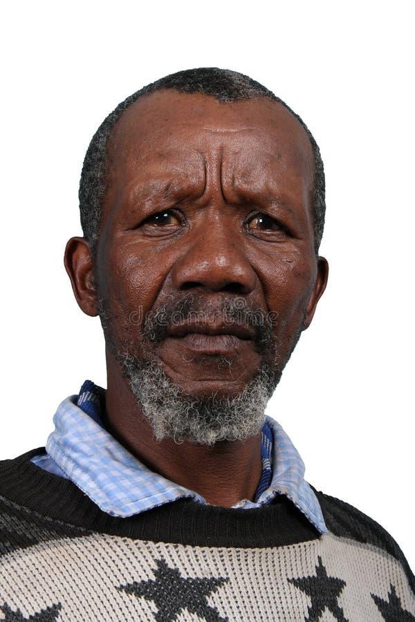 peintre africain d'homme photos stock