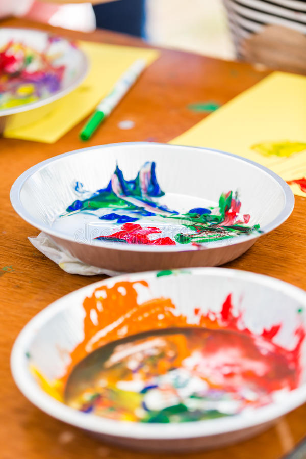 Download Peinture photo stock. Image du people, ferme, colorado - 45371358