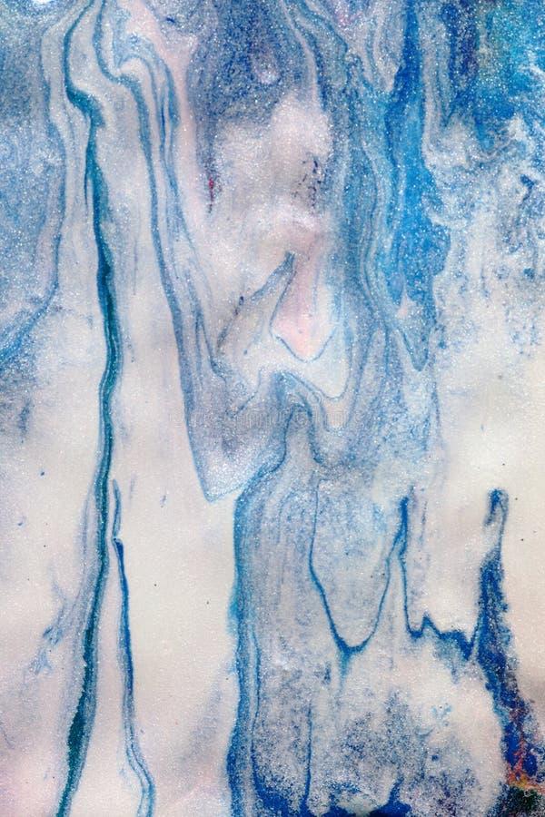 Peinture abstraite photo libre de droits