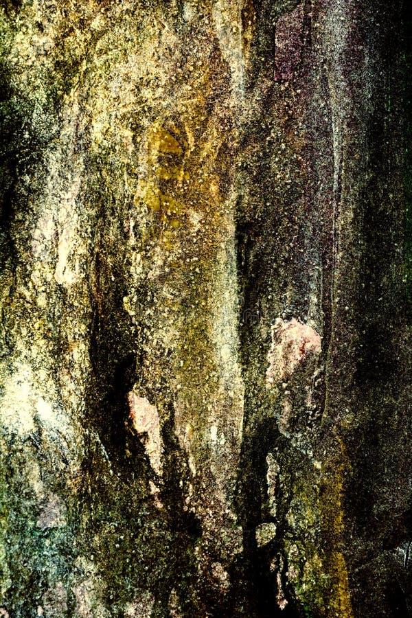 Peinture abstraite de fond images libres de droits