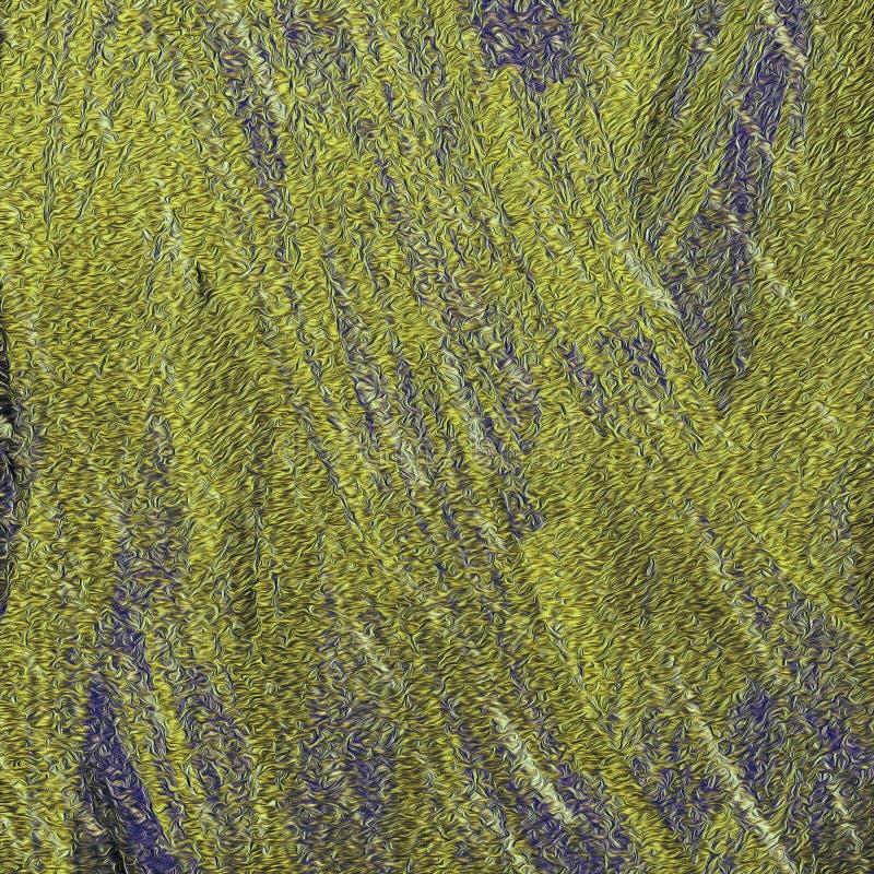 Peinture acrylique de relief Feuille d'art de Digital Couleurs Shimmery Papier décoratif pour des métiers, carte, affiche illustration libre de droits