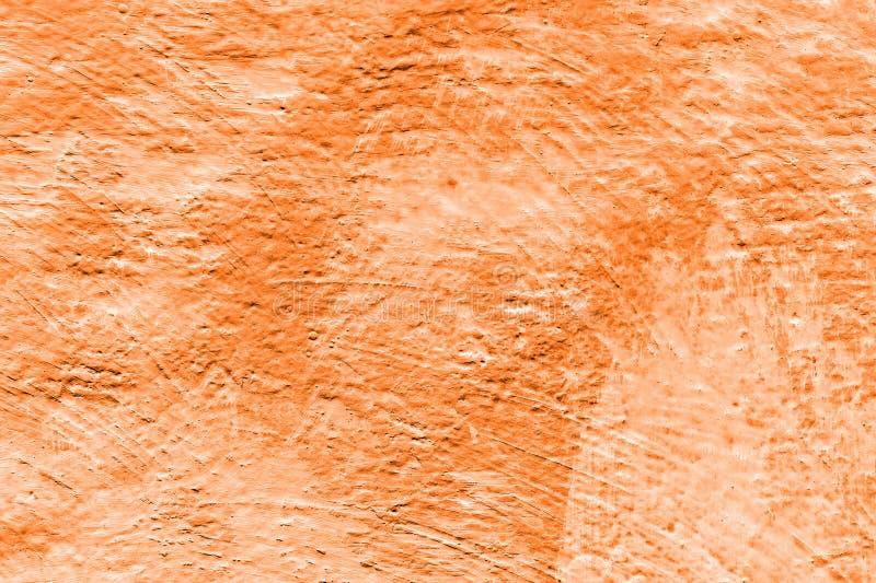 Peinture colorée par potiron Fond d?coratif de mur peint par r?sum? photo libre de droits