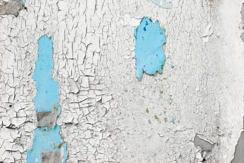 Peinture d'écaillement photo stock