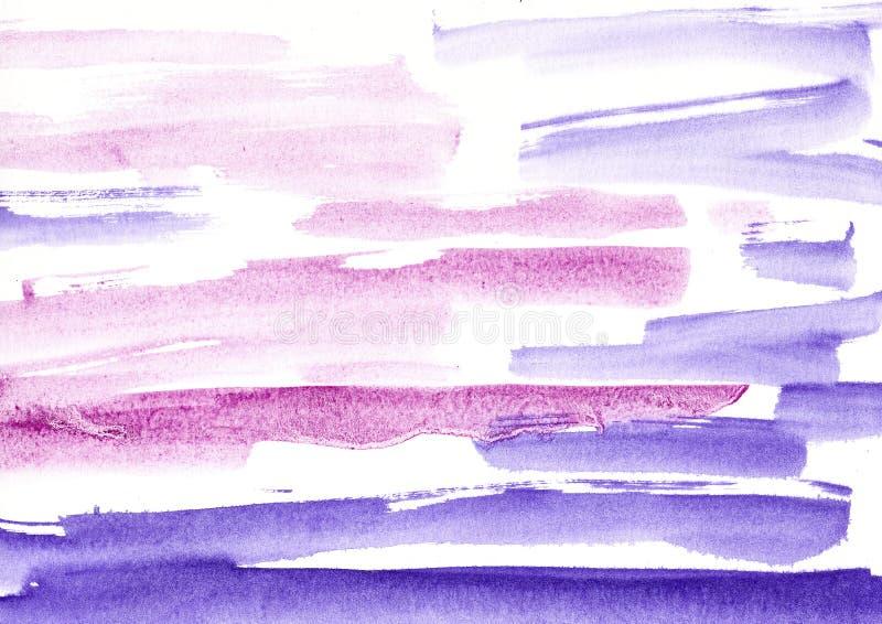peinture, fond de couleur, aquarelle, tex abstrait de couleur de peinture photographie stock