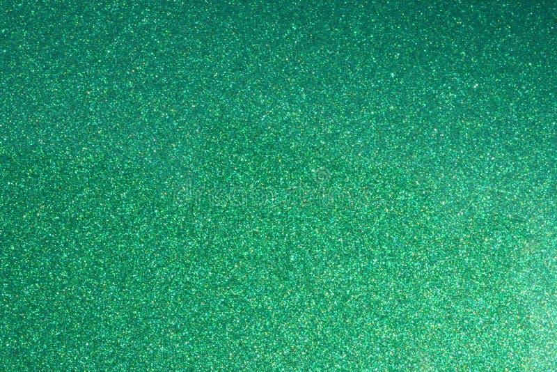 Peinture métallique verte images libres de droits
