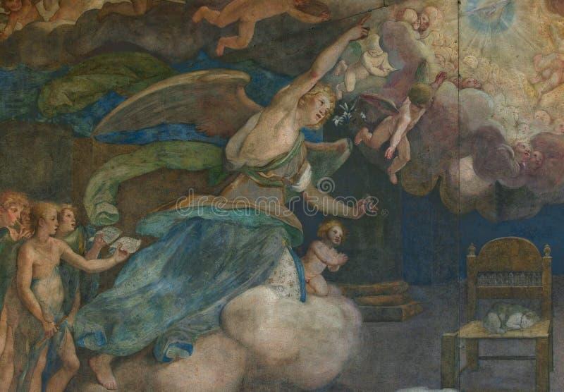 Peinture murale photo libre de droits