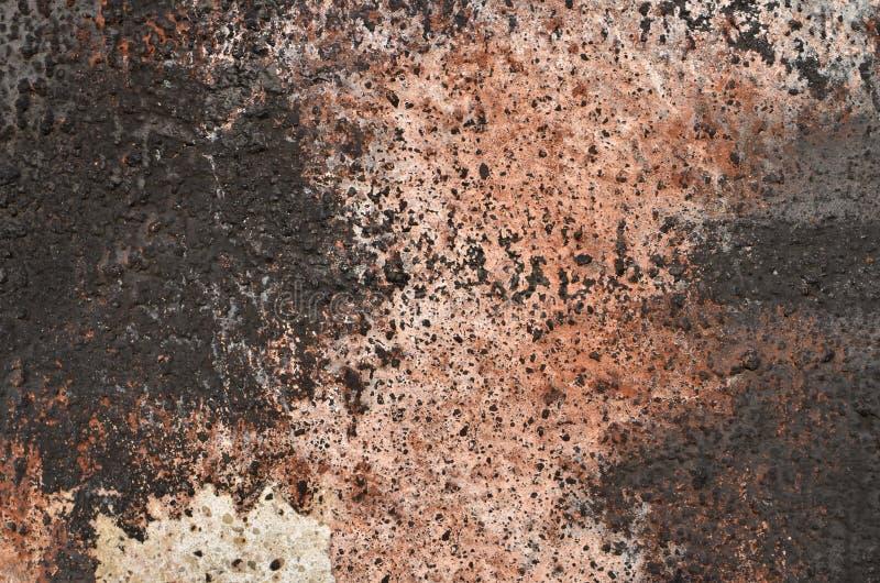 Peinture superficielle par les agents de graffiti photo libre de droits