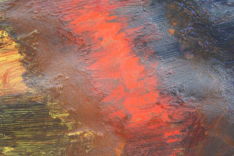 Peintures de mélange images stock