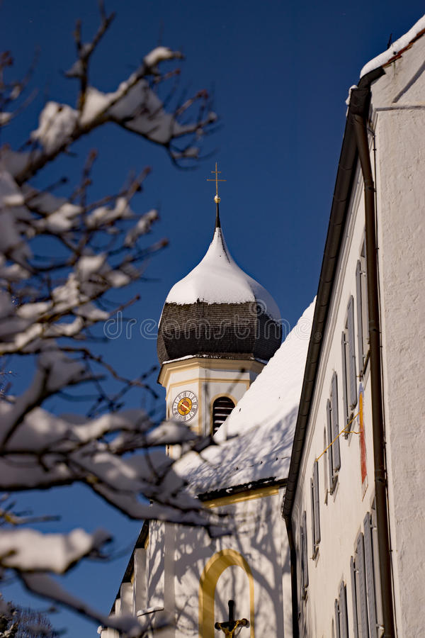 Peissenberg, Baviera, Alemanha foto de stock royalty free