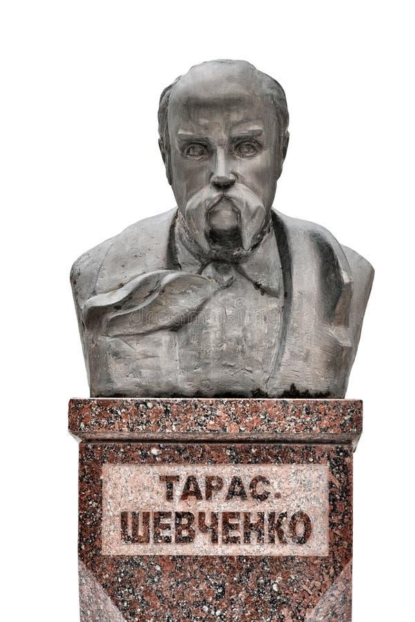 Download Peito de Taras Shevchenko foto de stock. Imagem de pedra - 12812460