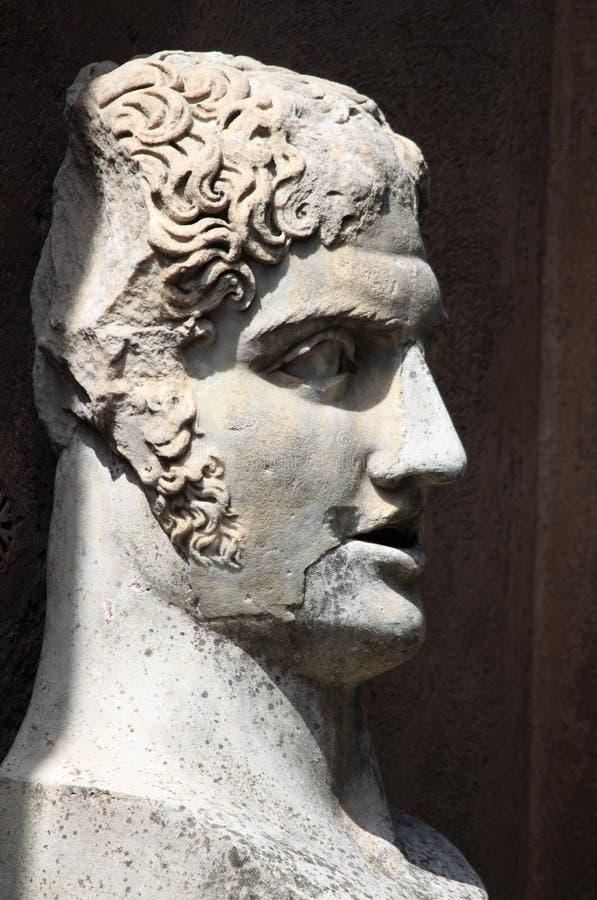 Peito romano imagens de stock