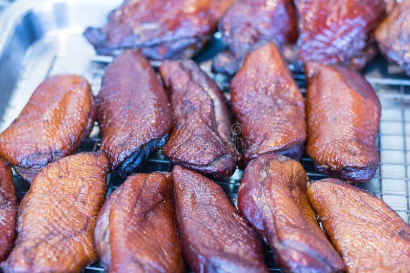 Peitos de pato grelhados fotografia de stock royalty free