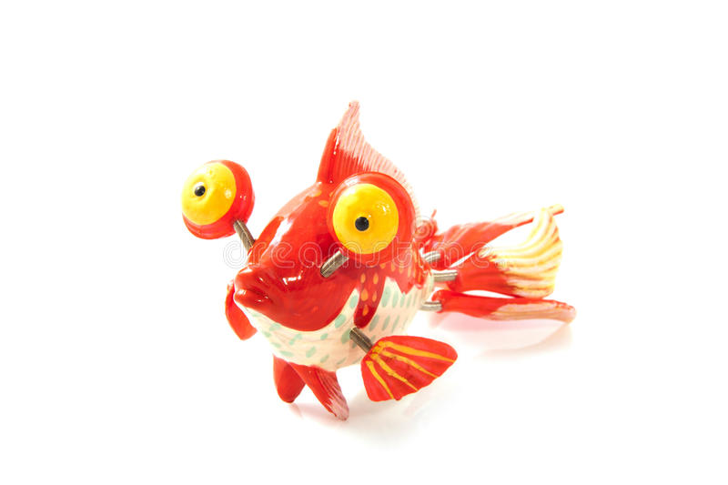 Peixe dourado imagem de stock royalty free