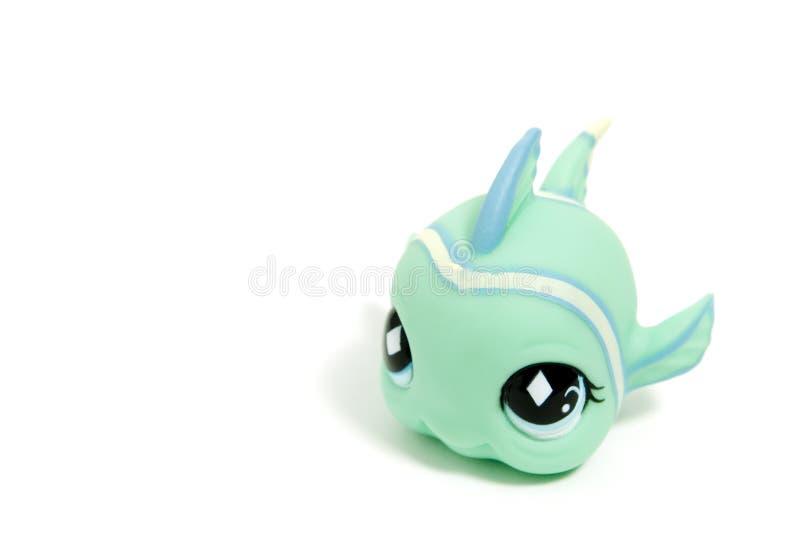 Peixes do brinquedo foto de stock royalty free