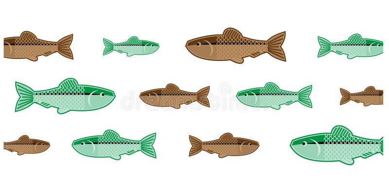 Peixes pequenos imagem de stock royalty free