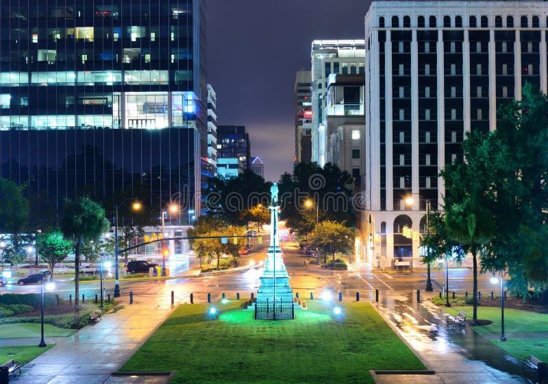 pejzaż miejski Columbia obraz stock