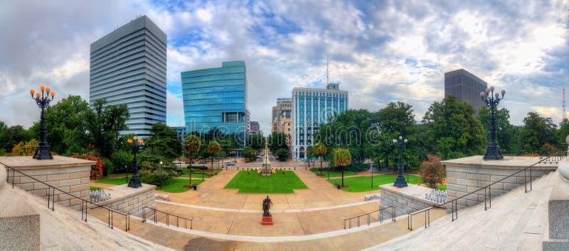 pejzaż miejski Columbia obraz royalty free