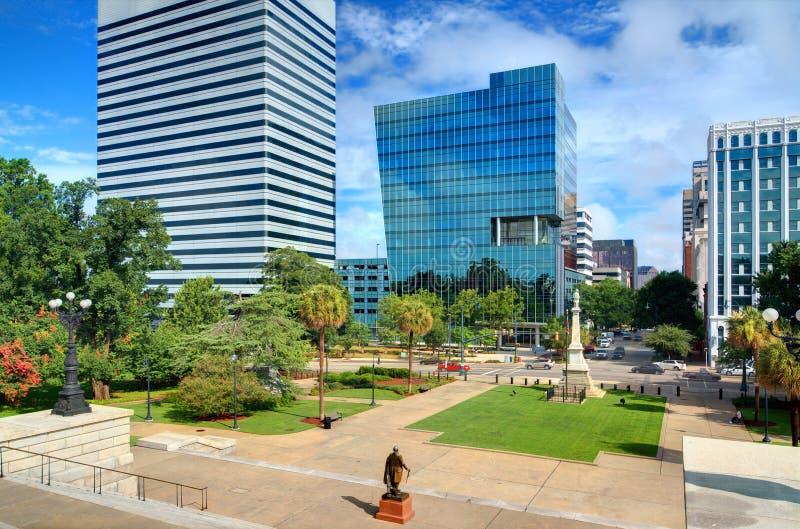 pejzaż miejski Columbia fotografia royalty free