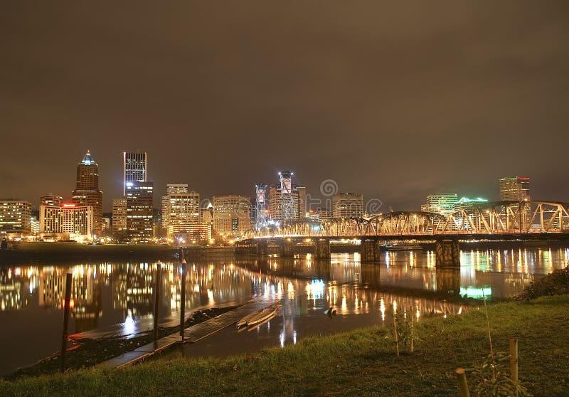 pejzaż miejski Oregon Portland widok zdjęcie royalty free