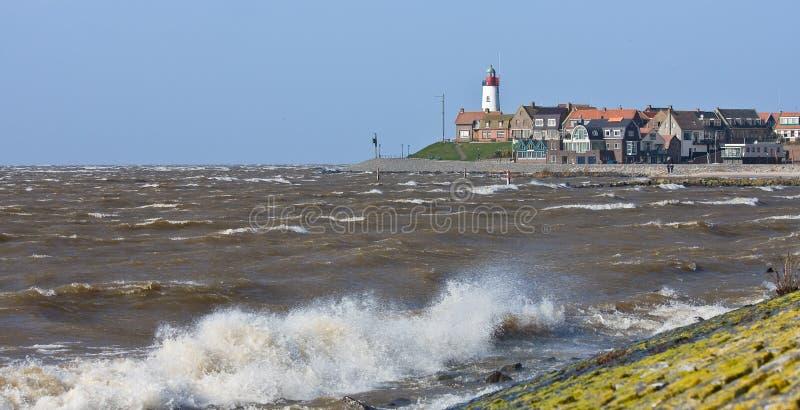 Download Pejzaż Miejski Burzowa Urk Pogoda Zdjęcie Stock - Obraz złożonej z plenerowy, krajobraz: 13334230