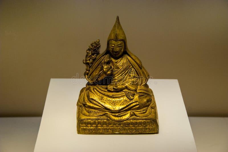 Pekín, capital de China, Museo Nacional fotografía de archivo