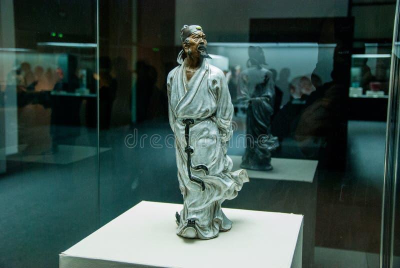 Pekín, capital de China, Museo Nacional foto de archivo libre de regalías
