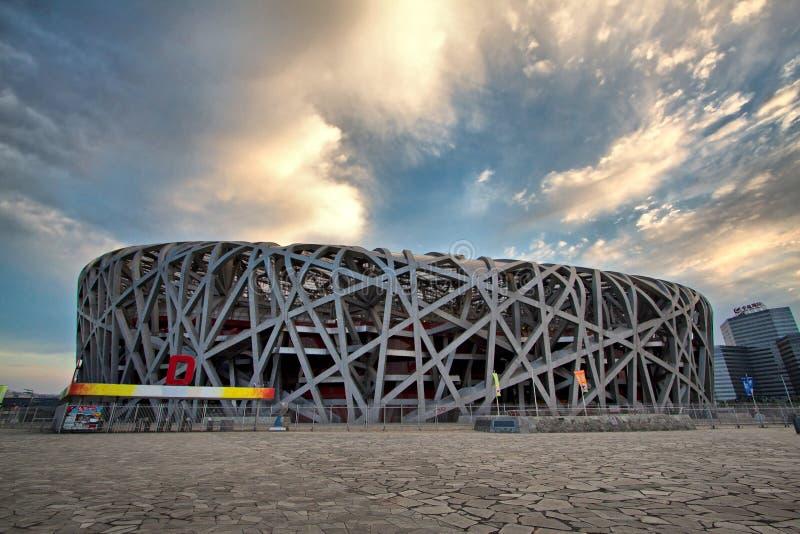Pekin obywatela stadium zdjęcia royalty free