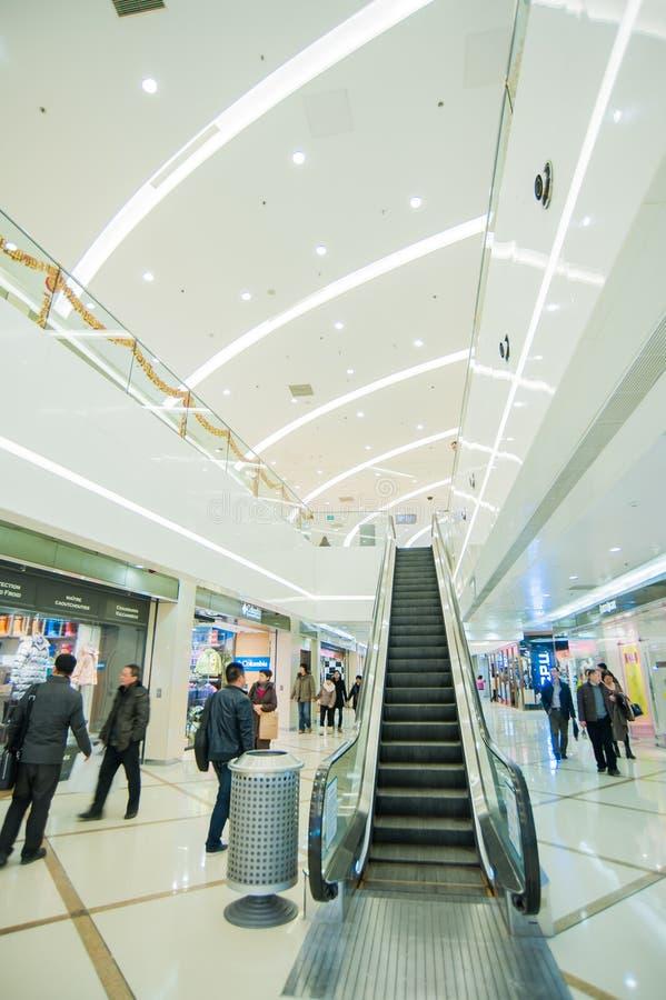 Pekin placu Orientalny wnętrze fotografia royalty free