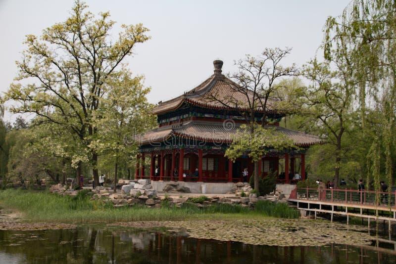 Peking, China stockbilder