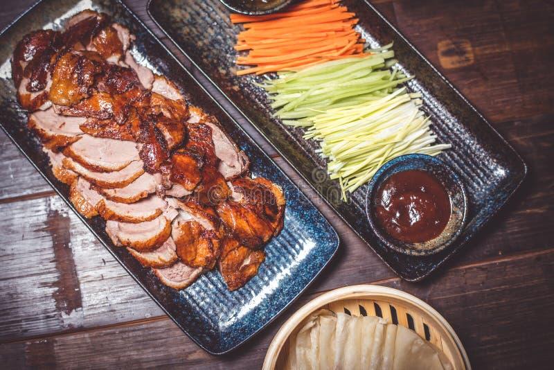 Peking duck stock images