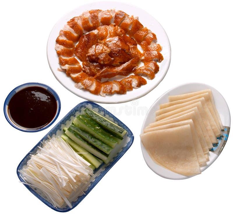 Peking-Nahrung lizenzfreie stockfotos