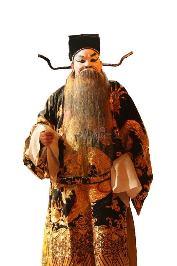 Peking-Operenerscheinen lizenzfreie stockfotos