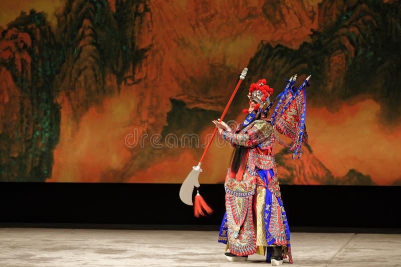 Peking-Opernleistung lizenzfreies stockbild