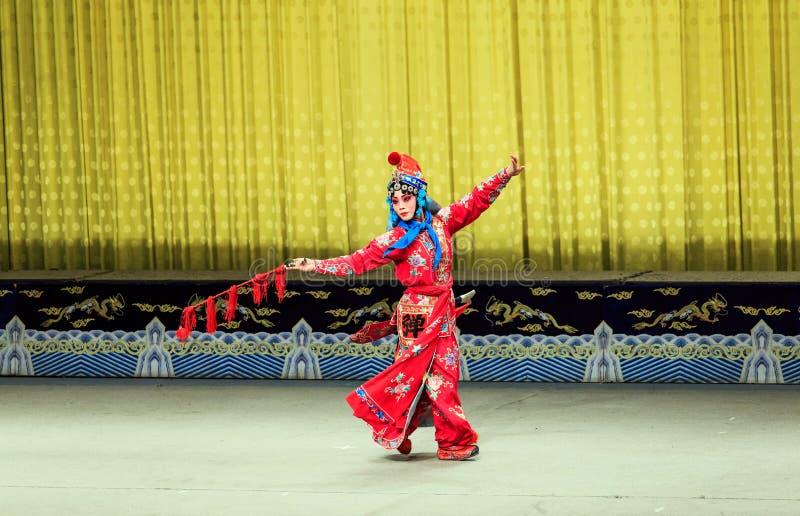 Peking-Opernleistung lizenzfreies stockfoto