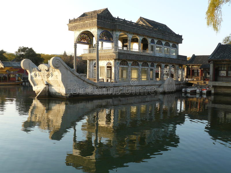 Peking-Sommer-Palast 1 lizenzfreie stockbilder