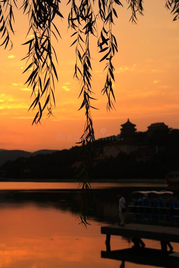 Peking-Sommerpalast stockbild