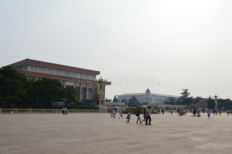 Peking-Tiananmen-Platz lizenzfreies stockfoto