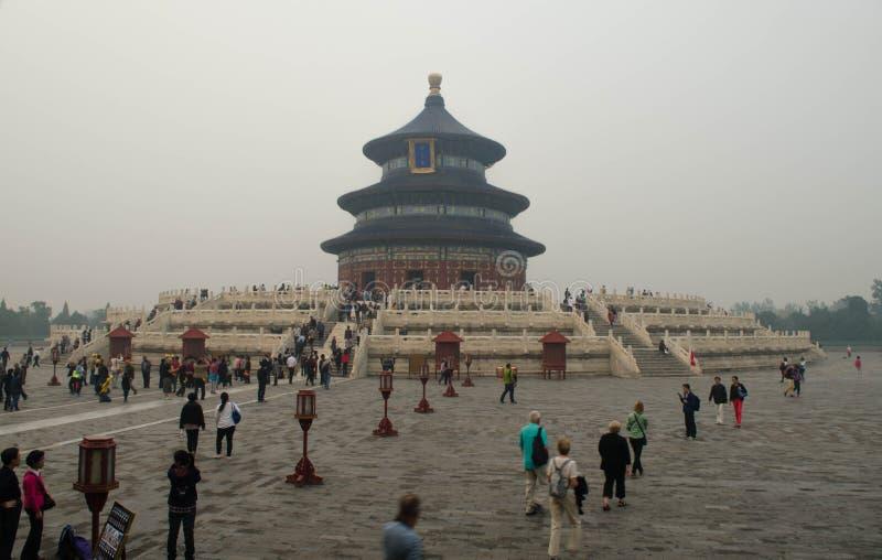 Peking Tiantan royalty-vrije stock afbeelding