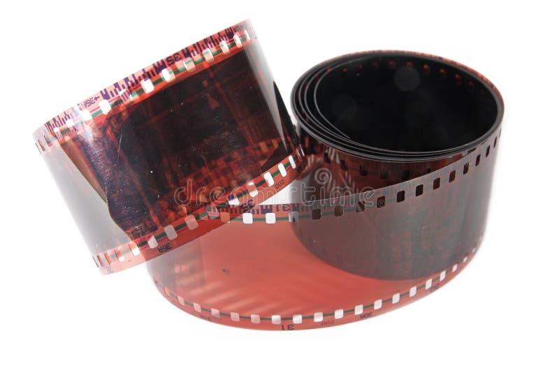 Película imagem de stock