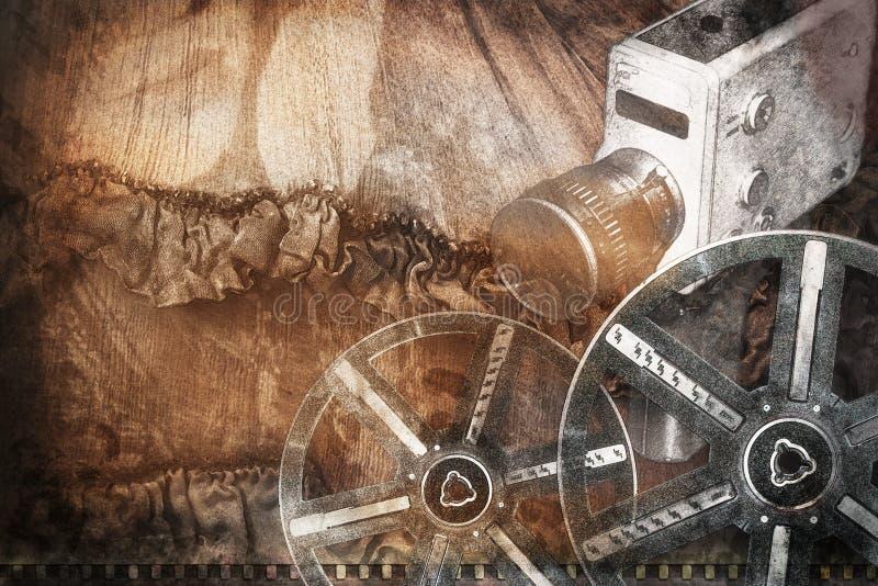 Película fotografia de stock