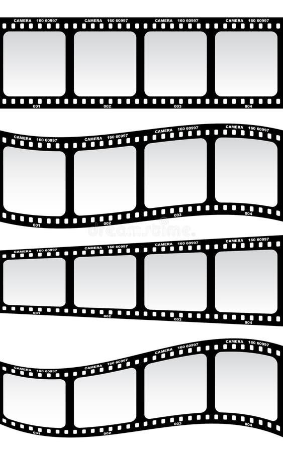 Película ilustração royalty free