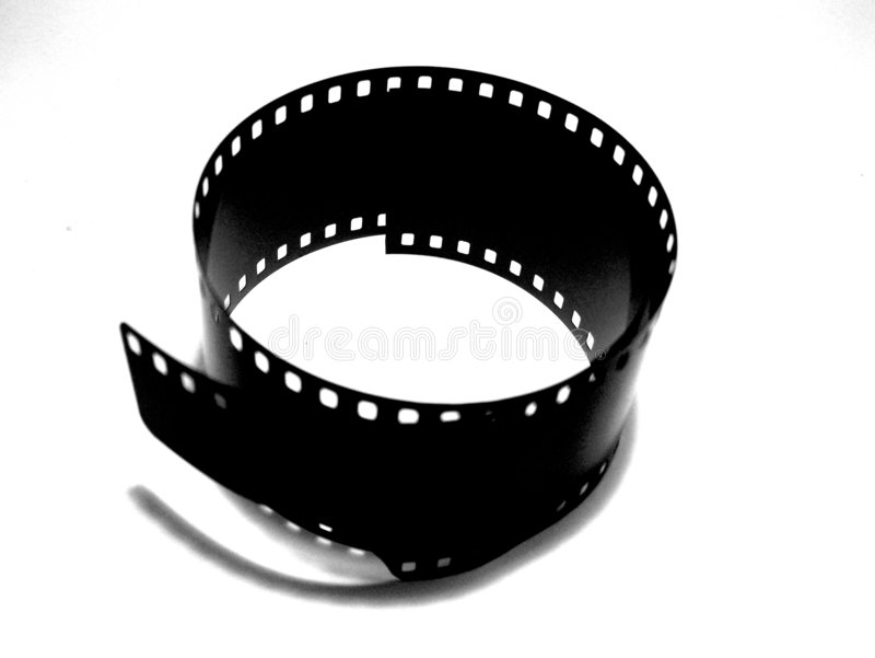 Película 5 Foto de Stock Royalty Free
