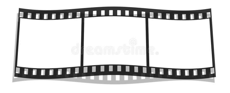 Película. ilustração stock