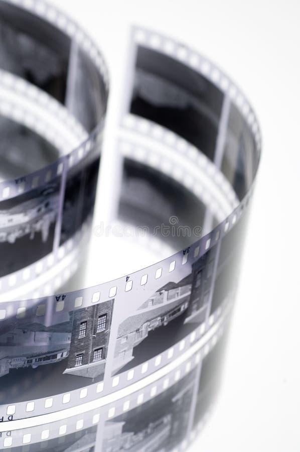 Película blanco y negro fotos de archivo