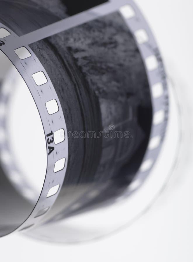 película blanco y negro de 35m m foto de archivo