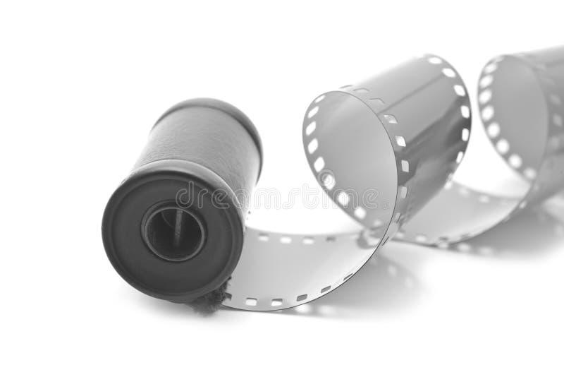 Película da câmera foto de stock