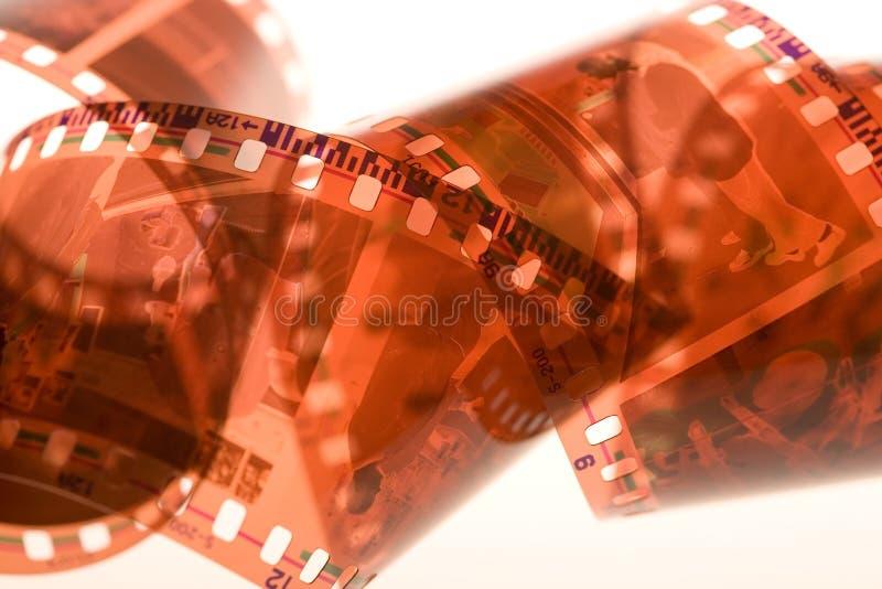 película de 35 milímetros foto de archivo libre de regalías