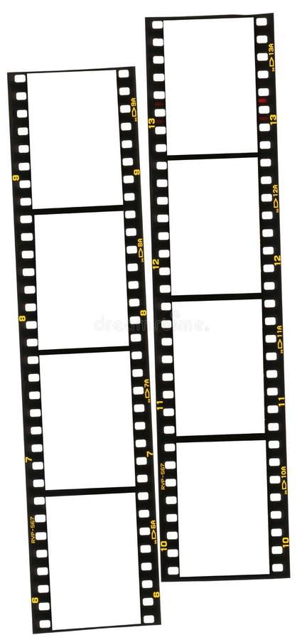 película de 35m m foto de archivo