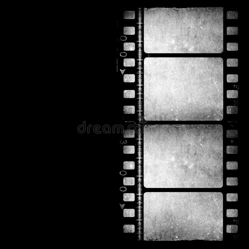 Película de filme velha ilustração do vetor